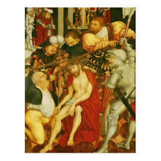 The Mocking of Christ Postcard