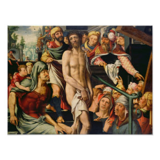 The Mocking of Christ Print