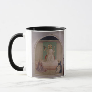 The Mocking of Christ with the Virgin and St. Domi Mug