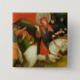 The Mocking of St. Thomas Button