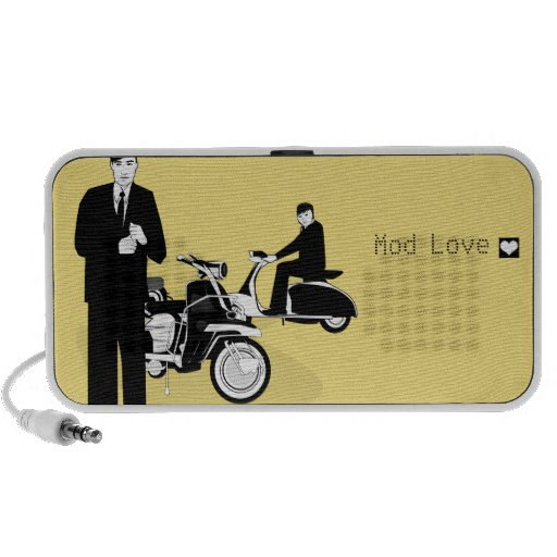 The Mod-Fathers Portable Speaker