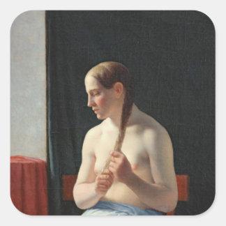 The Model, 1839 Sticker