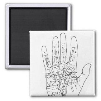 The Model Hand Magnet