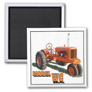 The Model WC 2 Inch Square Magnet