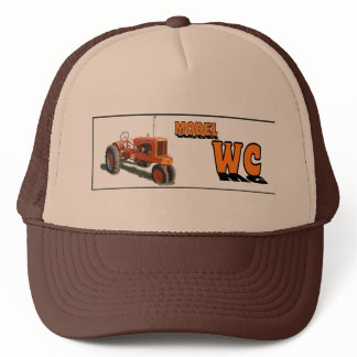 The Model WC Trucker Hat