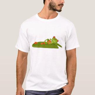 The Modeling Frog (Tree Frog) Men's T-Shirt