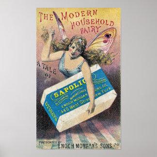The Modern Household Fairy Poster