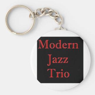 The Modern Jazz Trio Keychain