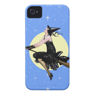 The Modern Witch iPhone 4 Cover