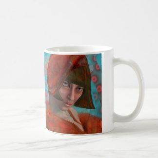 The Modernist Classic White Coffee Mug