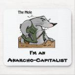 The Mole Anarcho Mousepad