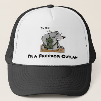 The Mole Outlaw Hat