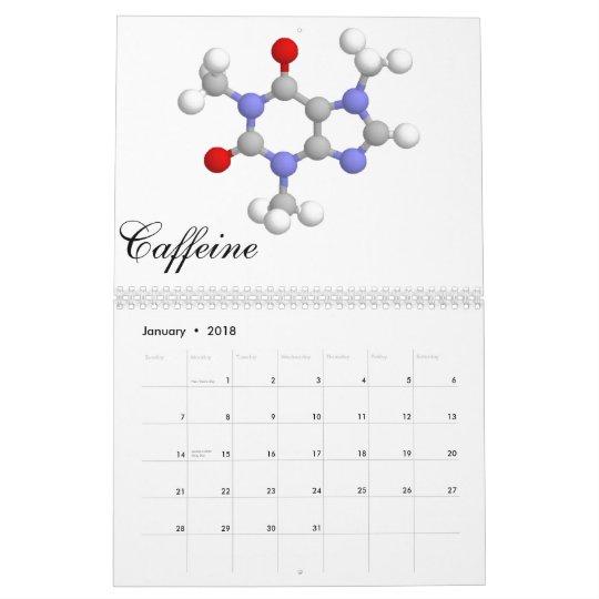 The Molecular Collection 2011 Calendar
