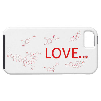 The Molecules of Love... iPhone 5 Covers