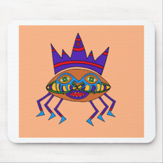 The Mollusk Mouse Pad