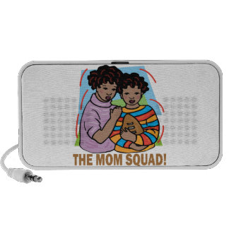 The Mom Squad iPod Speaker