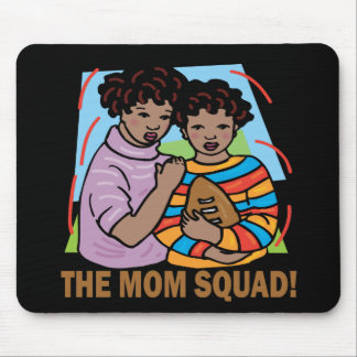 The Mom Squad Mouse Pad