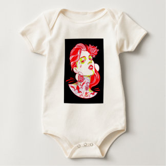 THE MOMENT HERS BABY BODYSUIT