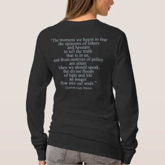 The moment we begin to fear the opinions of others T-Shirt