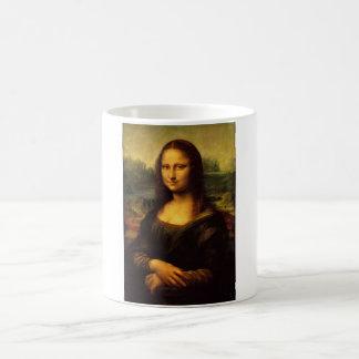 The Mona Lisa by Leonardo Da Vinci c. 1503-1505 Classic White Coffee Mug