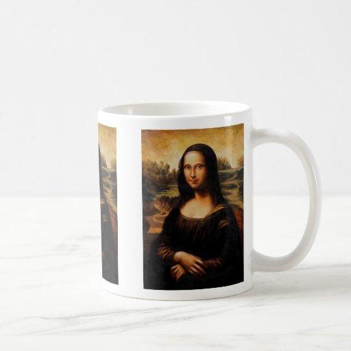 The Mona Lisa by Leonardo Da Vinci Coffee Mug