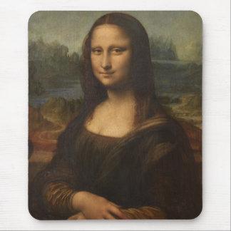 The Mona Lisa by Leonardo da Vinci Mouse Pad