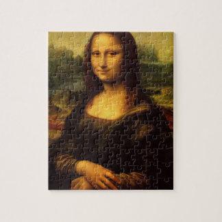 The Mona Lisa Jigsaw Puzzle