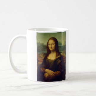 The Mona Lisa La Joconde by Leonardo Da Vinci Coffee Mug