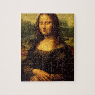 The Mona Lisa Puzzles