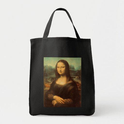 The Mona Lisa Tote Bag