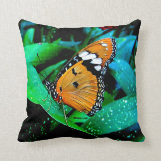 The Monarch Pillow
