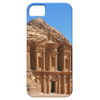The Monastery Petra Jordan iPhone SE/5/5s Case