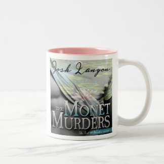 The Monet Murders mug NO quote - audio cover
