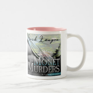 The Monet Murders mug (with quote)