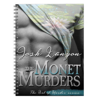 The Monet Murders notebook