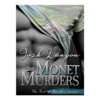 The Monet Murders Poster