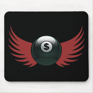 The Money Ball Mouse Pad