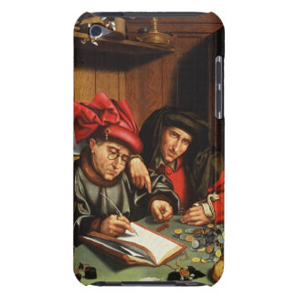 The Money Lenders (oil on oak panel) Barely There iPod Cover
