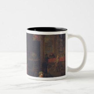 The Moneylenders Two-Tone Coffee Mug