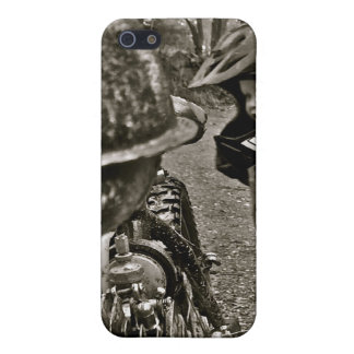 The Mongoose by Uncle Junk Case For iPhone 5