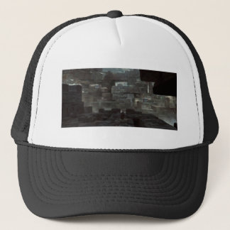 The Monk Trucker Hat