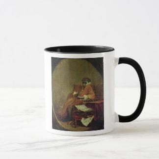 The Monkey Antiquarian, 1740 Mug