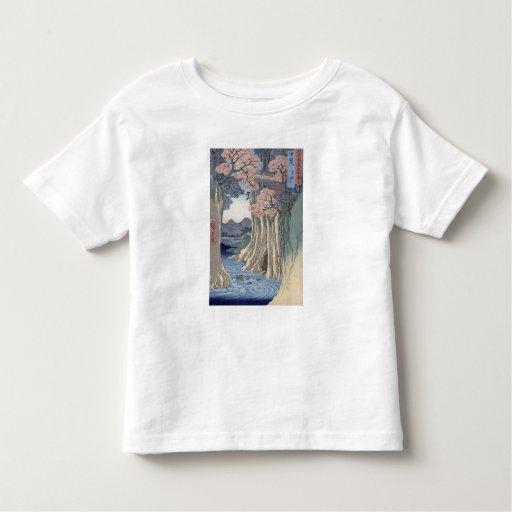 The monkey bridge in the Kai province Toddler T-shirt