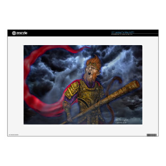 "The Monkey King Sun WuKong 15"" Laptop Decals"