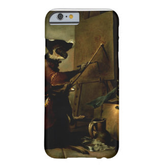The Monkey Painter, 1740 (oil on canvas) Barely There iPhone 6 Case