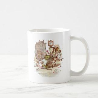 The Monkey School Coffee Mug