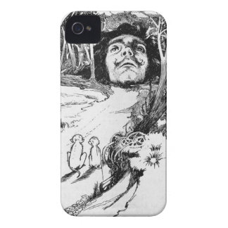 The Monkeys Admired It Greatly iPhone 4 Case-Mate Case