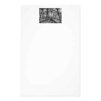 The Monochrome Forest Stationery