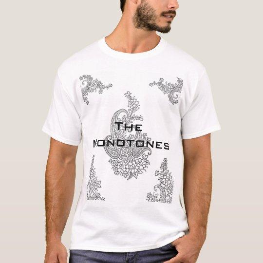 The Monotones indian T shirt