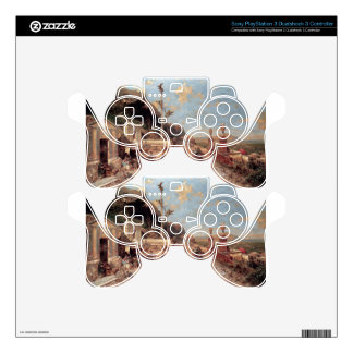 The Monreale Road, Palermo by Franz Richard Decal For PS3 Controller